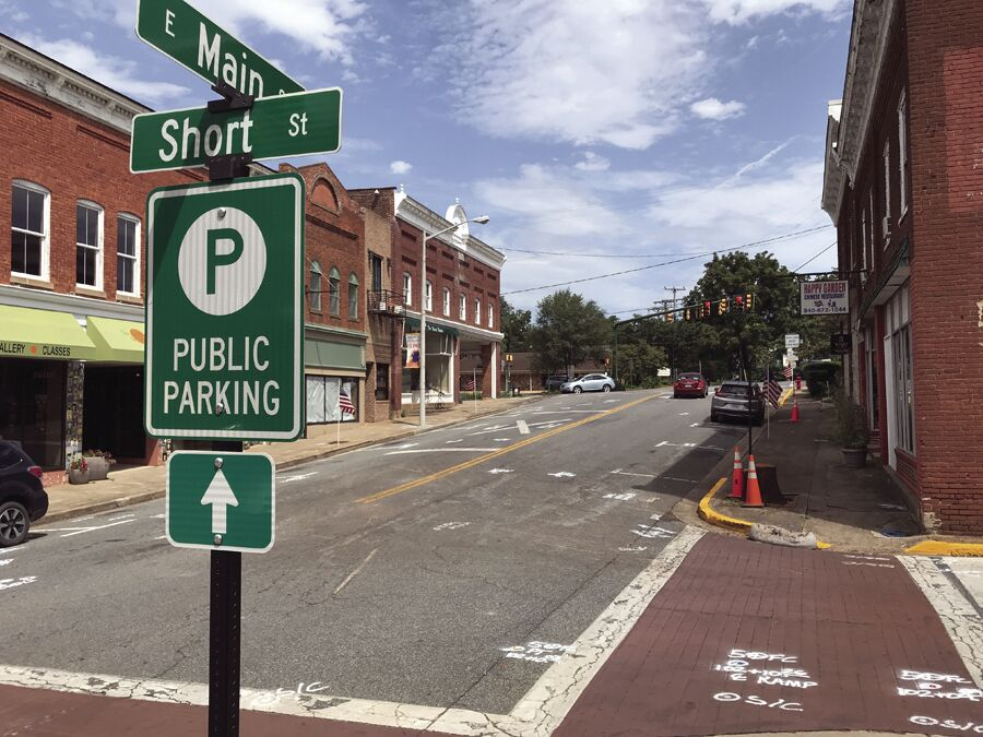 Main Street Orange streetscape project begins