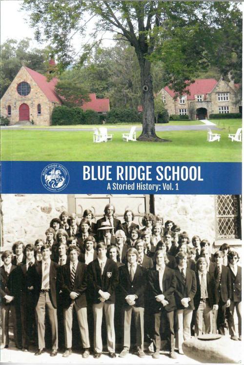 Blue Ridge School book by Peter Holland