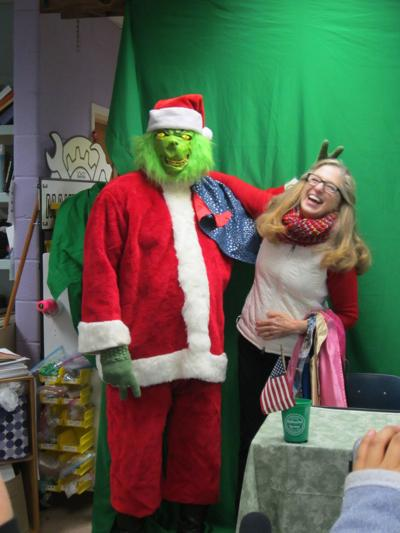 Capes 4 Courage brings The Grinch to NGES