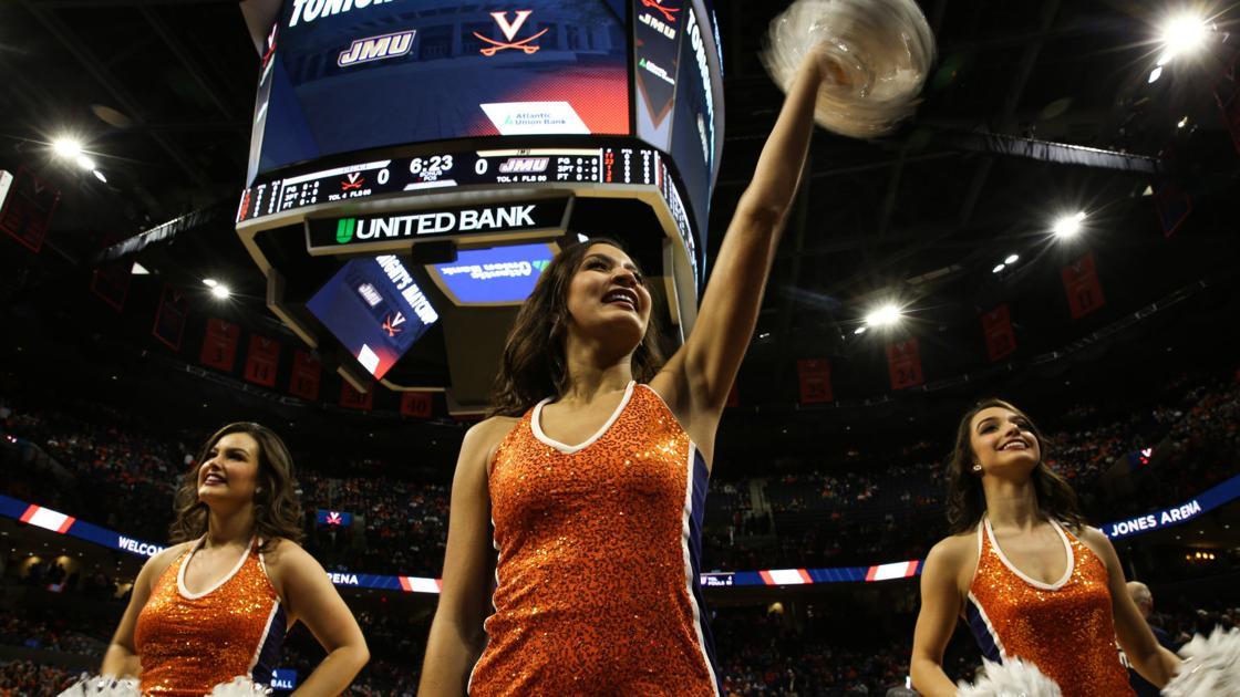 PHOTOS: Virginia defeats James Madison
