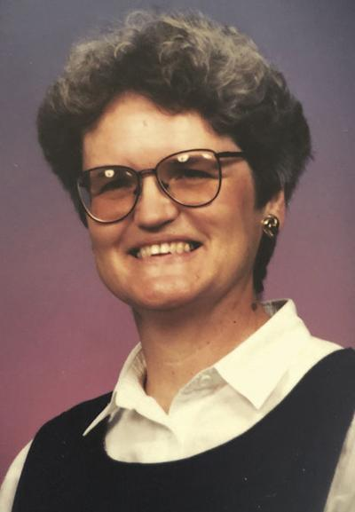 Meitz, Frances June Garnett