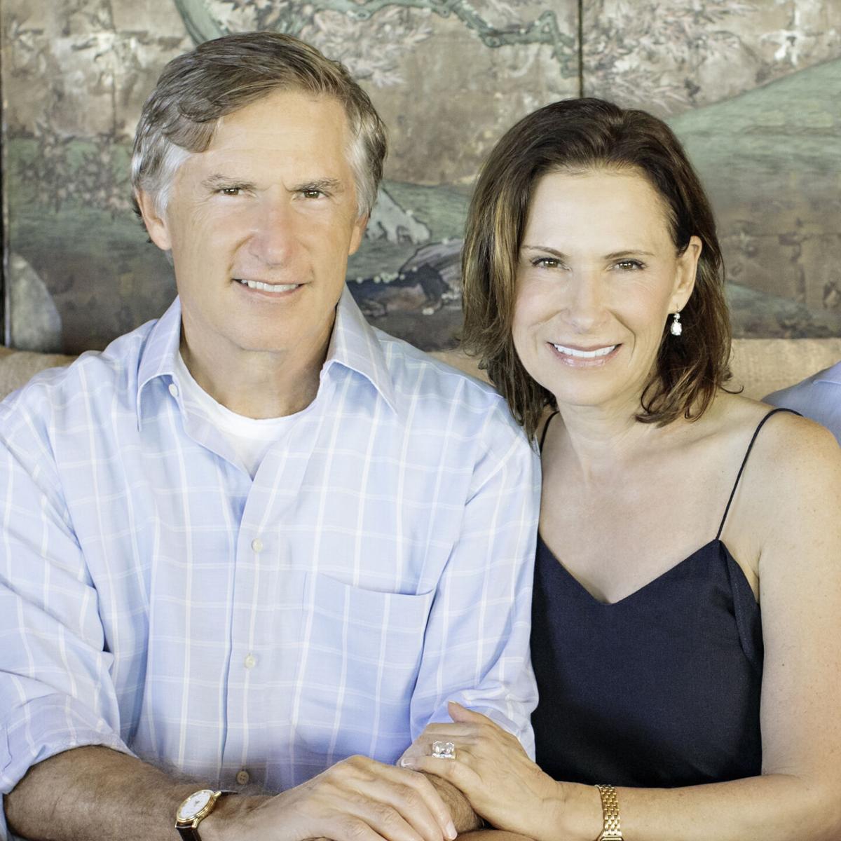 Bruce and Martha Karsh