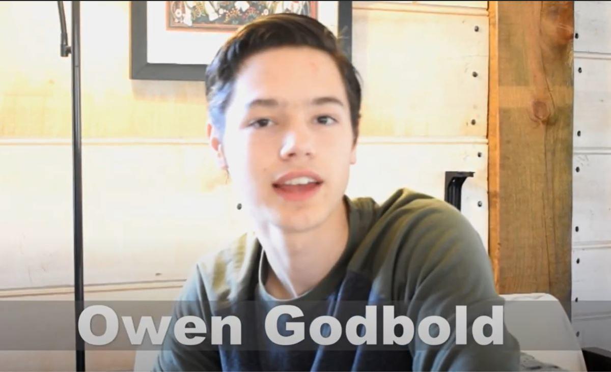 Teen filmmaker sees hope for future Greene farmers