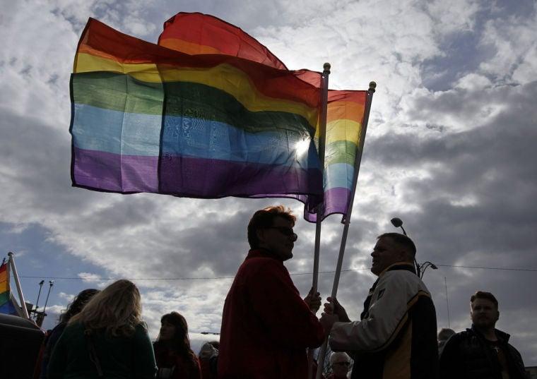 Slideshow Rally For Marriage Equality Local News