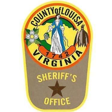 Louisa County Sheriff's Office badge seal generic