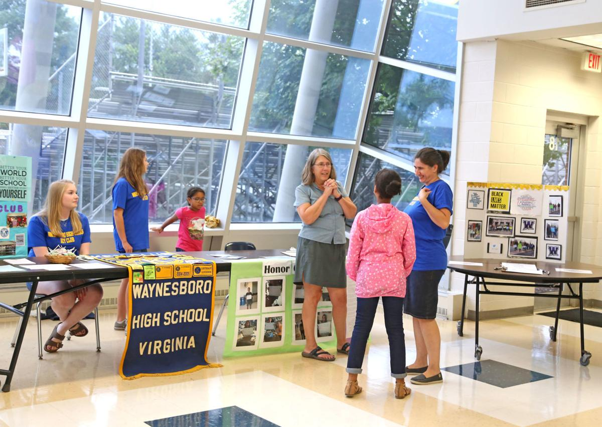 Waynesboro High School Open House
