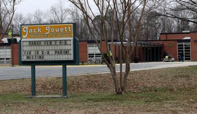 Jack Jouett Middle School