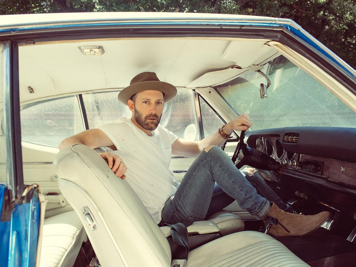Mat Kearney Shares Latest Songs With Jefferson Audience