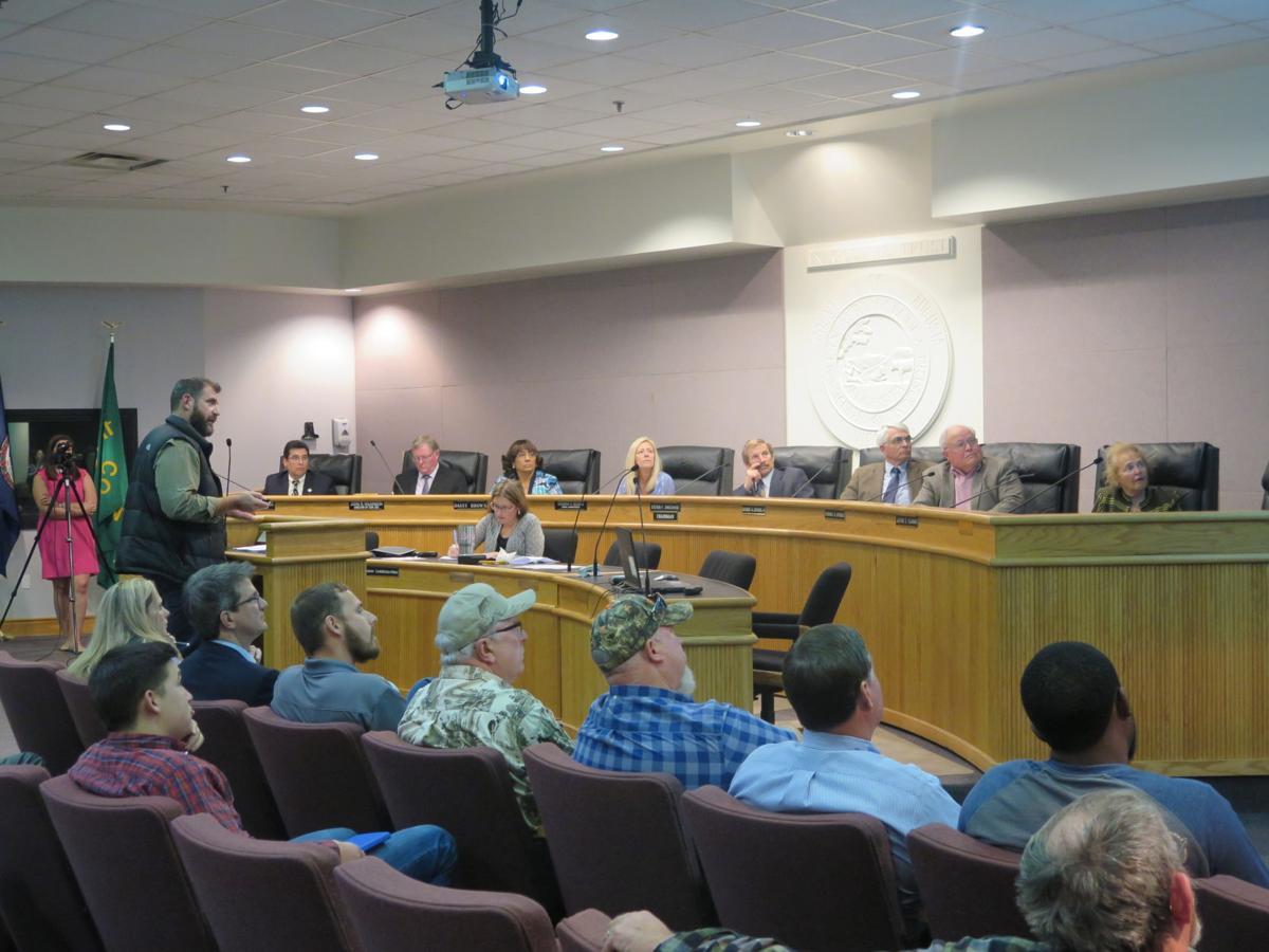 Pipeline storage yard denied by Augusta zoning board