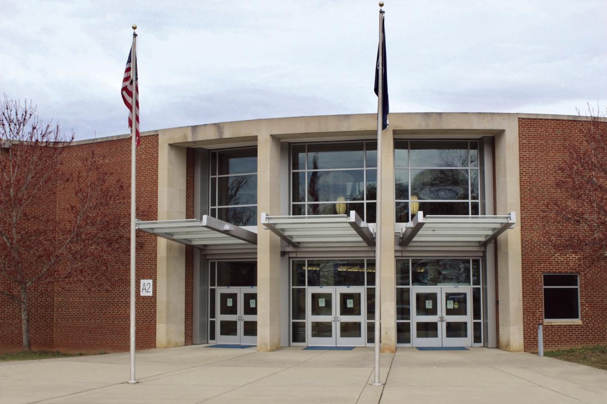 Albemarle High School