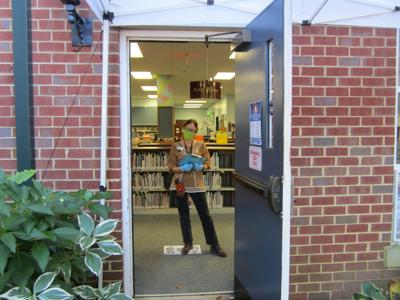 Library reopens by appointment
