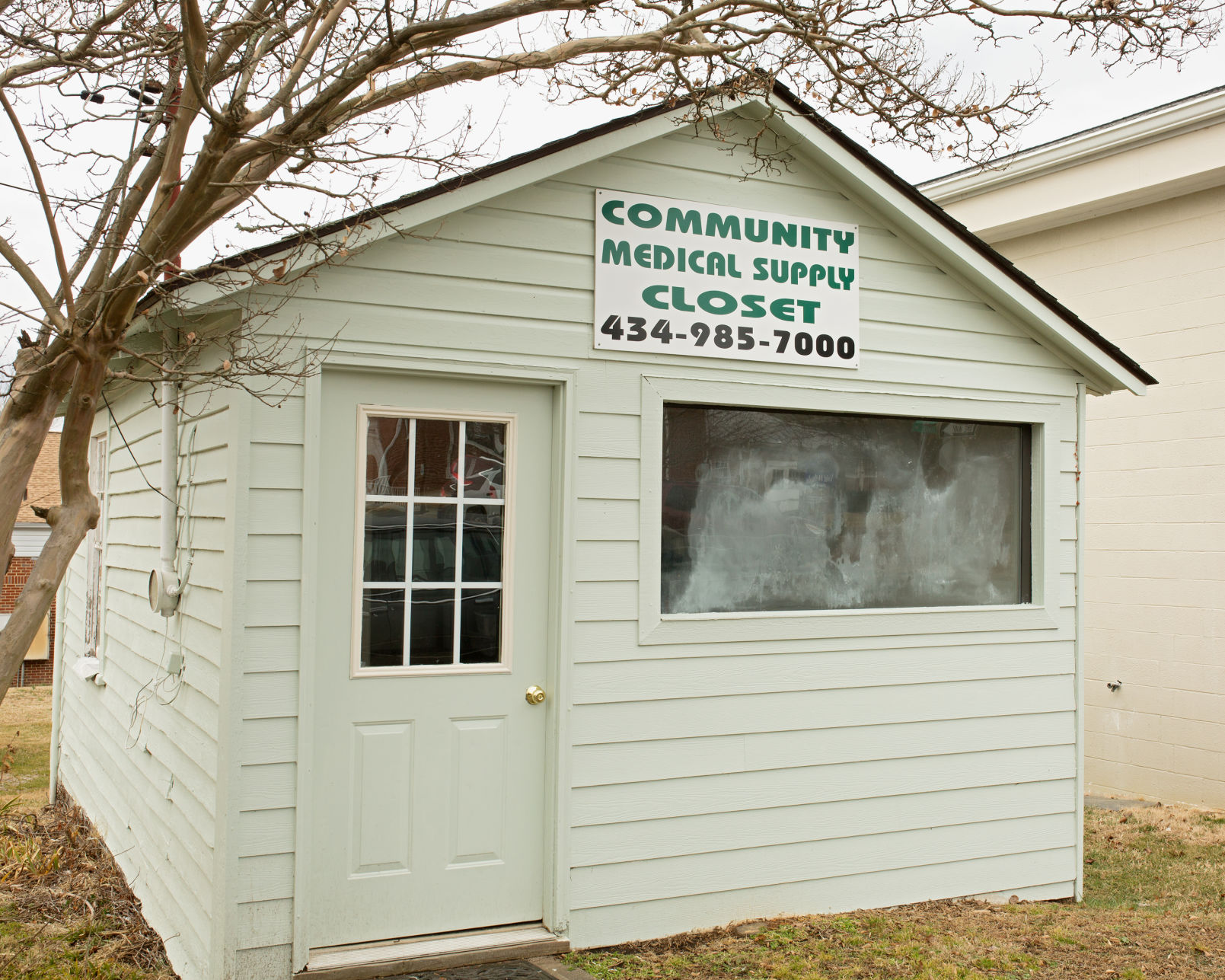 Greene Care Clinic Opens U0027supply Closetu0027 To Help Those In Need