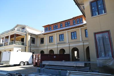 Keswick Hall exterior