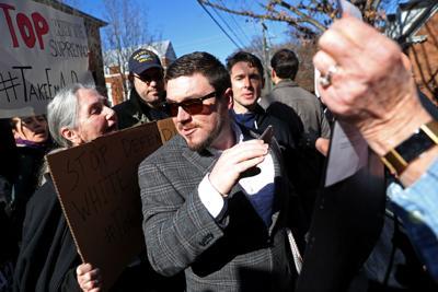 Kessler at SURJ protest