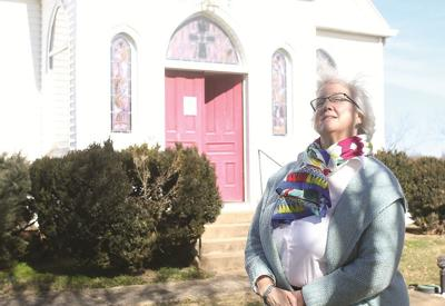 Vicar loves her two worlds at BRS and Grace
