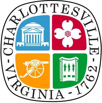 Charlottesville logo seal generic