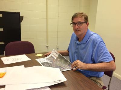 Orange County's broadband program manager Lewis Foster