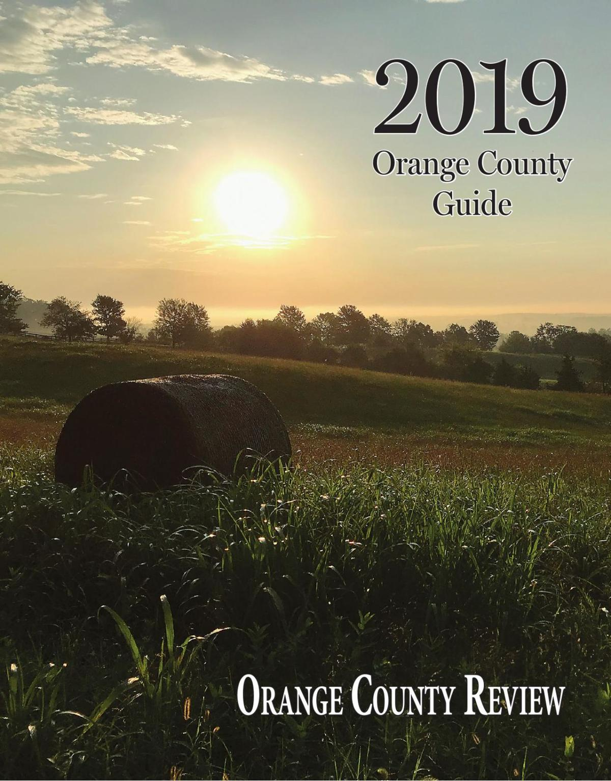 2019 Orange County Guide