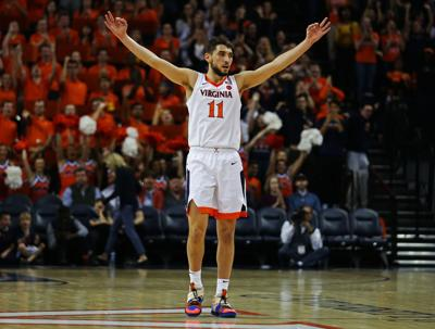 In becoming an NBA Draft pick, former Virginia guard Ty Jerome realizes a family dream