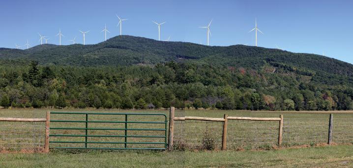 Rocky Forge Wind Farm