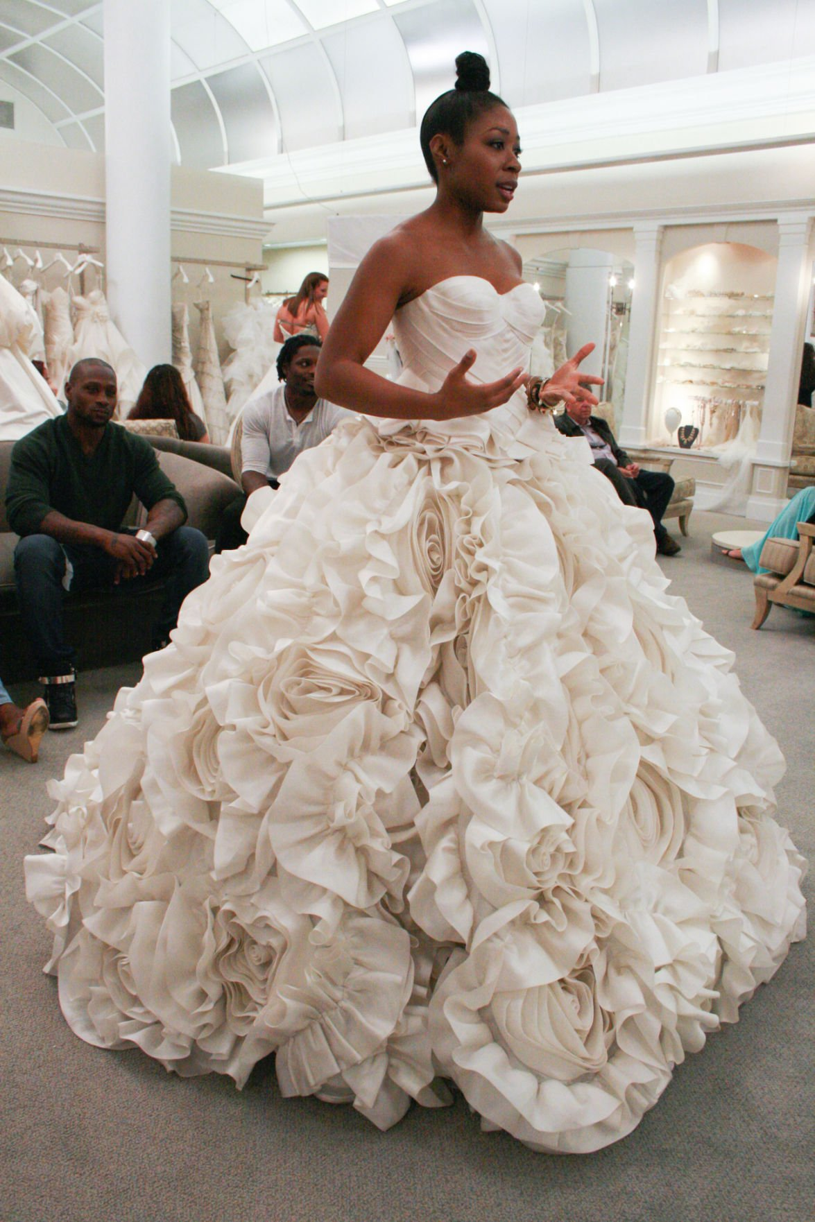 Katrice Jones Say Yes To The Dress