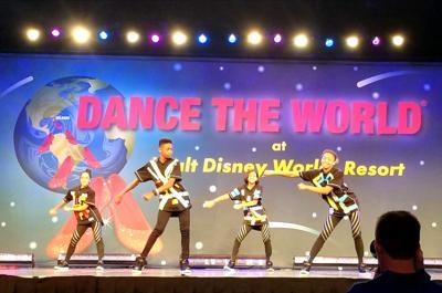 iDance ministry worships through dance