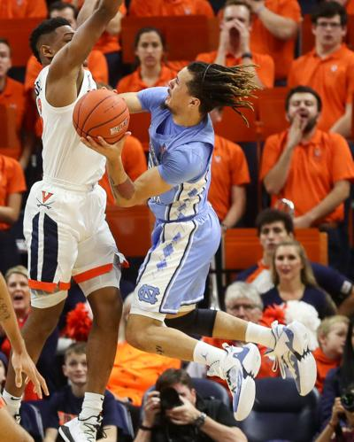 Virginia's defense rises to the occasion against UNC, adds to historic ACC start
