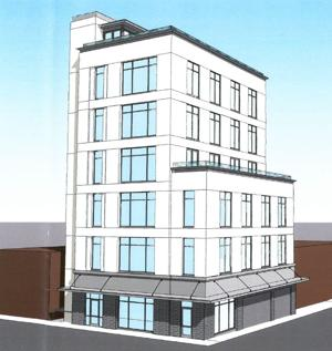 CT: Design panel partially approves downtown building