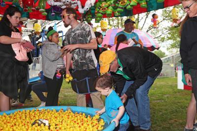 Dogwood Festival 2020 Charlottesville Soaking, smiles abound Sunday at Dogwood carnival   Local News