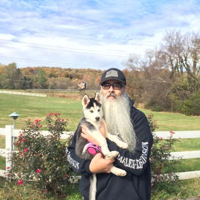 Pets and Their People: Harley and Tony Hall