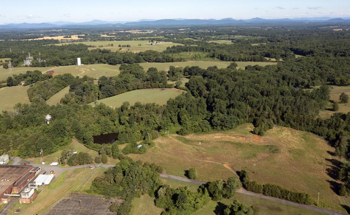 Scottsville rezoning