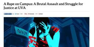 Rolling Stone slams defamation claim in UVa rape story