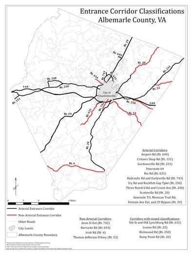 8 Albemarle roads mislabeled as entrance corridors | Local ... on map of james city county va, map of charles city county va, map of charlotte county va, map of isle of wight county va, map of thomasville city, map of giles county va, map of gloucester county va, map of prince george county va, map of greensville county va, buchanan county va, map of elizabeth city county va, map of norfolk city county va, map of nelson county va, map of bland county va, towns in louisa county va, map of new kent county va, towns in augusta county va, weather albemarle county va, cities in orange county va, map of king and queen county va,