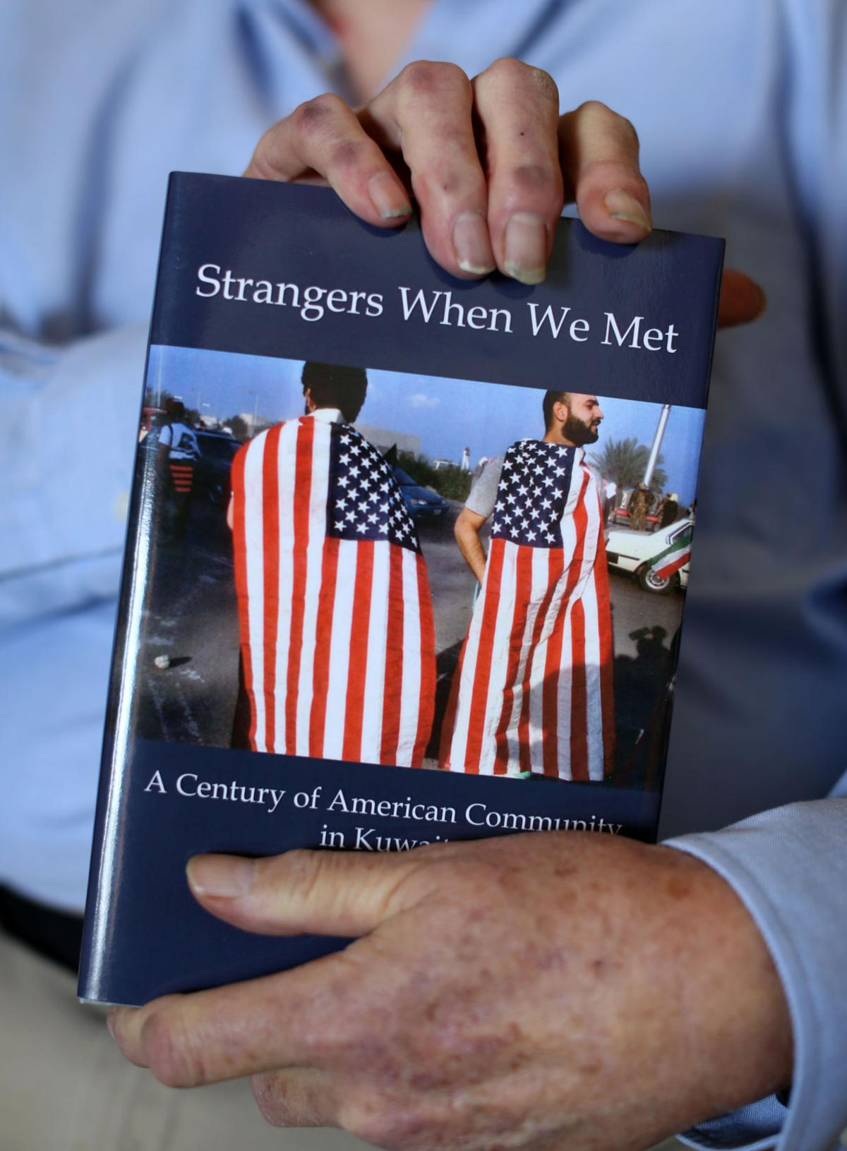 Kuwaits Close Friendship With America Kept Alive In Massive Book - Us embassy kuwait zip code