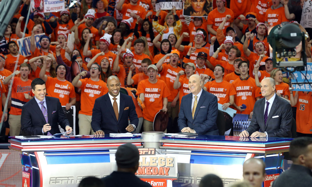 'College GameDay' will air from Virginia-North Carolina ...