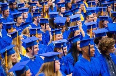 WAHS Graduation