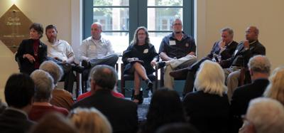 Panel of wrongly convicted Virginians discuss how 'you never