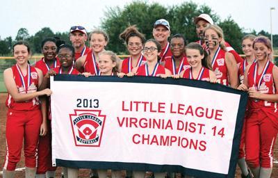 GLL softball major all-stars win district title | Sports
