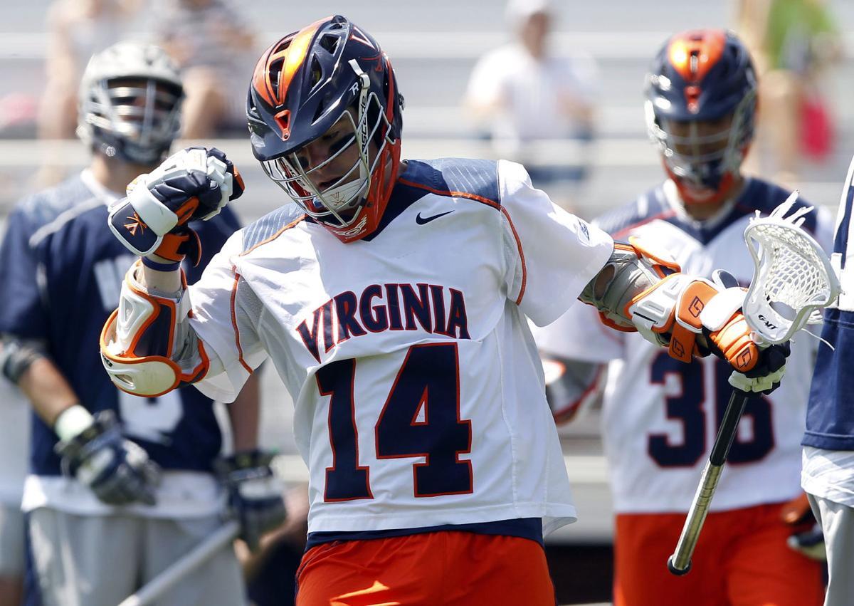 Van Arsdale has grown up with Virginia lacrosse
