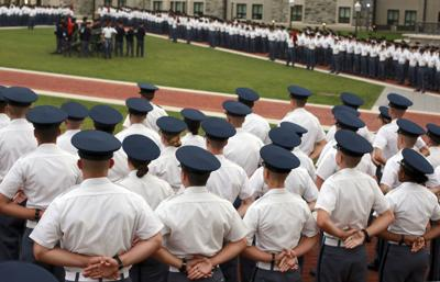 The Virginia Tech Corps of Cadets