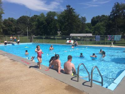 Gordonsville's Dix Memorial Pool at Verling Park
