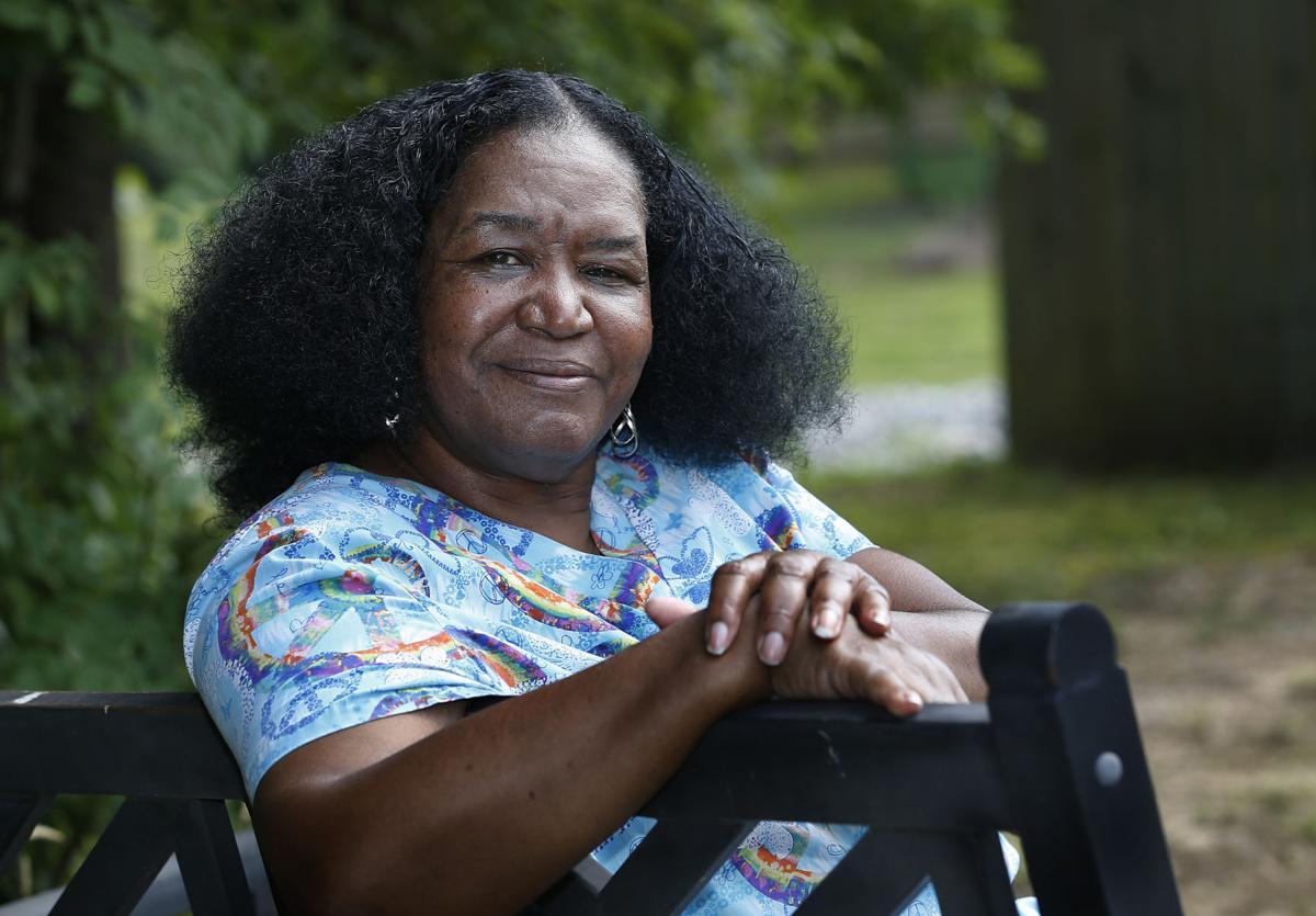 Home health aide Joyce Barnes
