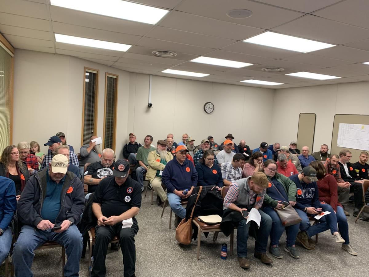 Greene County 2A BOS meeting