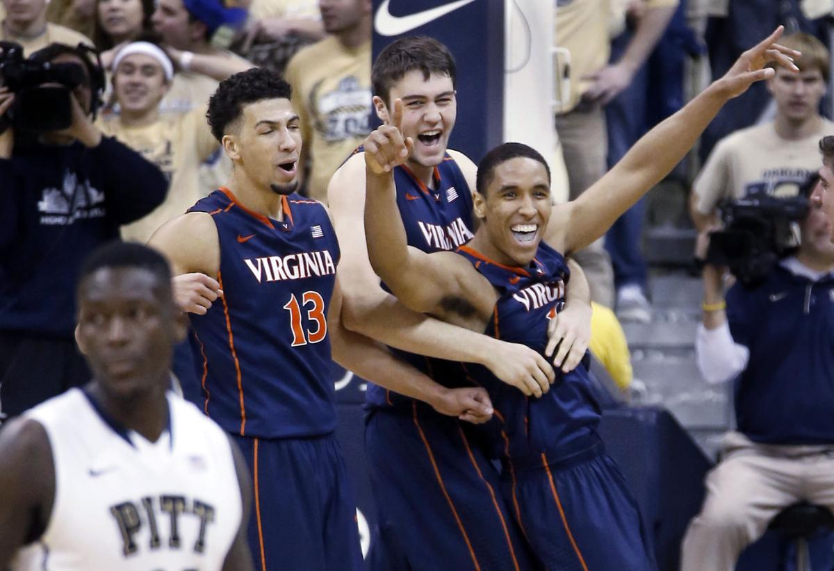 best service a00a9 88afd Top 15 moments of Malcolm Brogdon's Virginia basketball ...