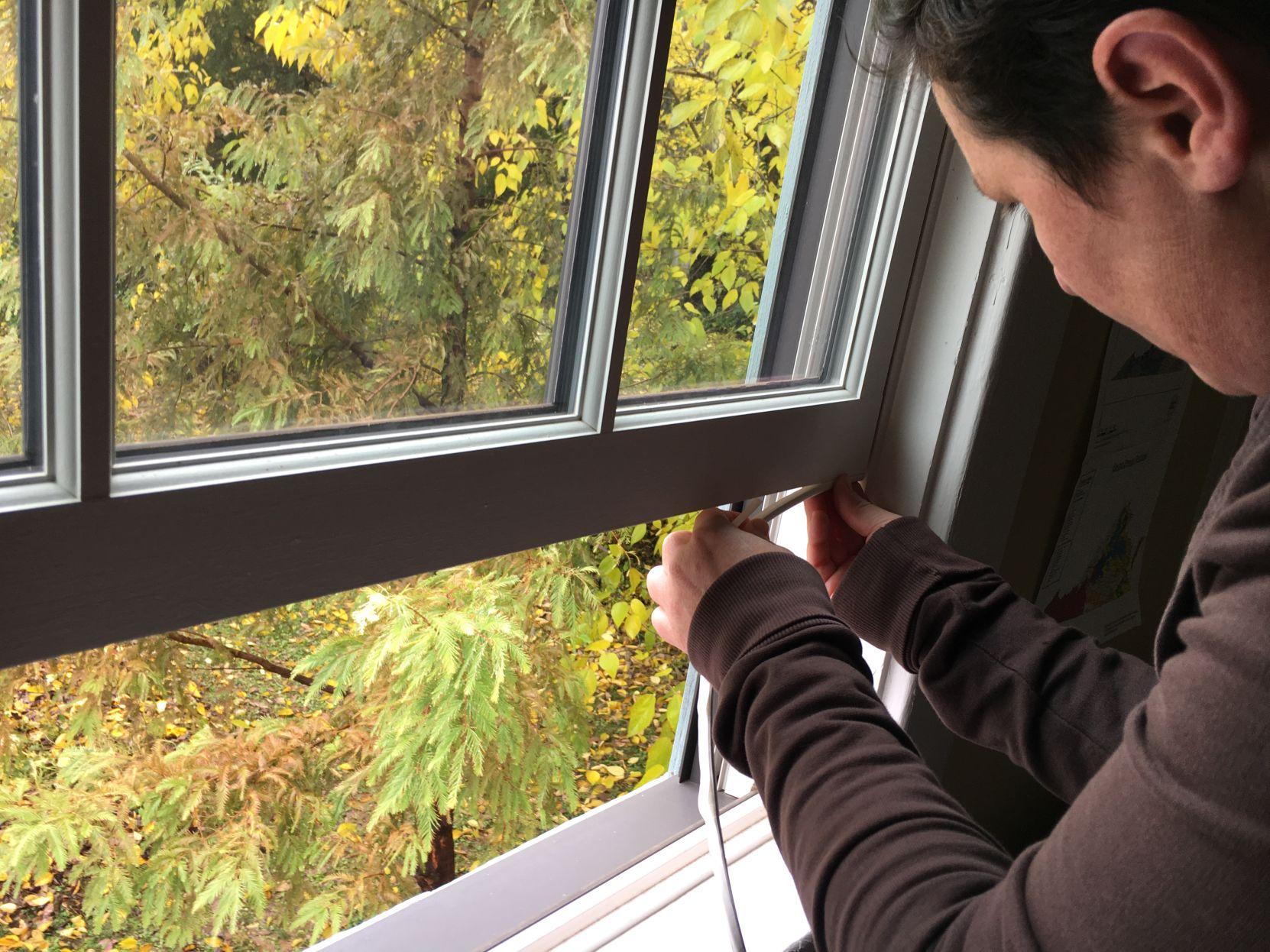 DIY Window And Door Weatherproofing
