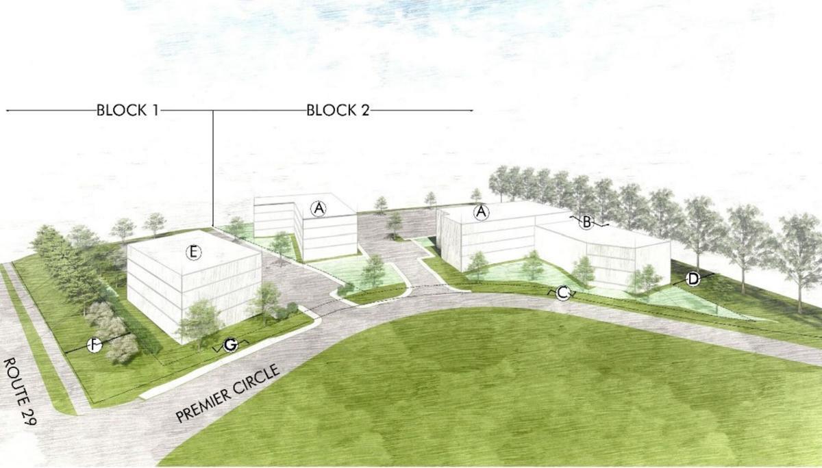 Concept for Red Carpet Inn site