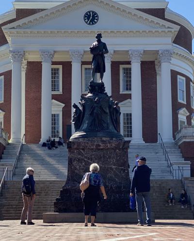 Jefferson Statue
