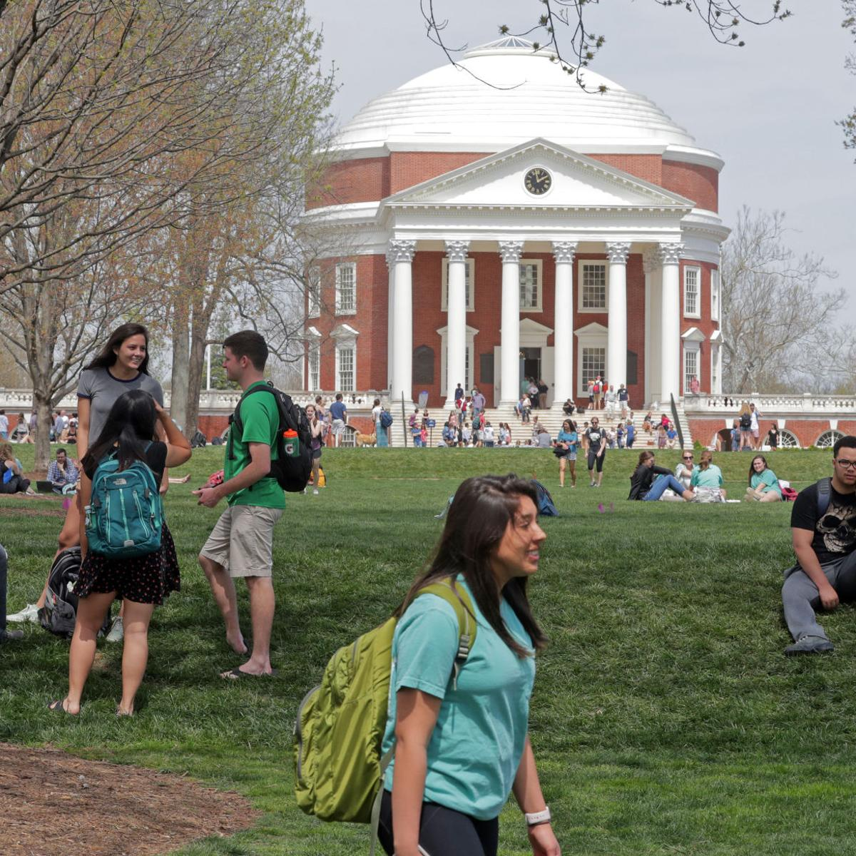 University Of Virginia Admissions >> Author Calls On Federal Prosecutors To Investigate Uva