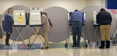 Voters go to polls
