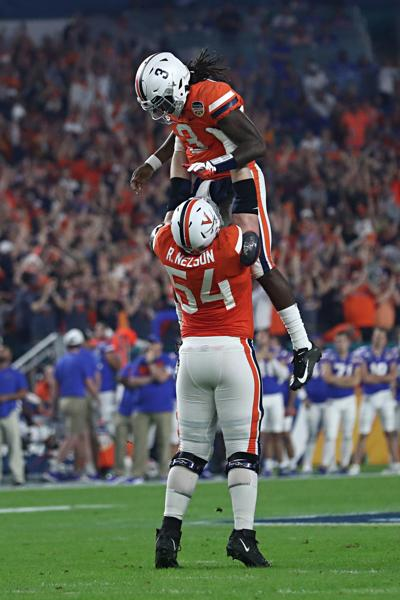 In his two years with the program, Bryce Perkins helped to rejuvenate Virginia football